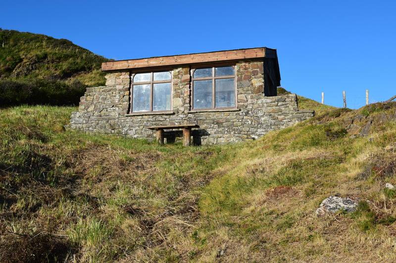 Ronald Duncan's Writing Hut